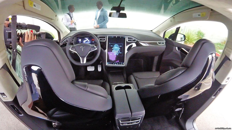 структура тесла автомобиль